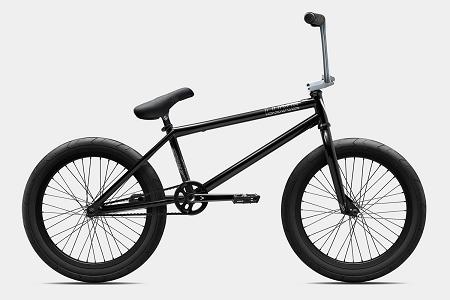 2018 Verde Luxe VX2 Complete Bike - Gloss Black - Time 2 Shine BMX