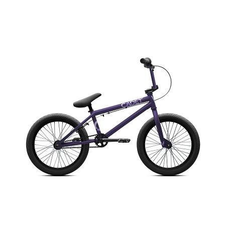 "2018 Verde Cadet 18"" Complete Bike - Matte Purple"