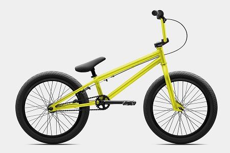 2018 Verde Vectra Complete Bike - Hi-Vis Yellow