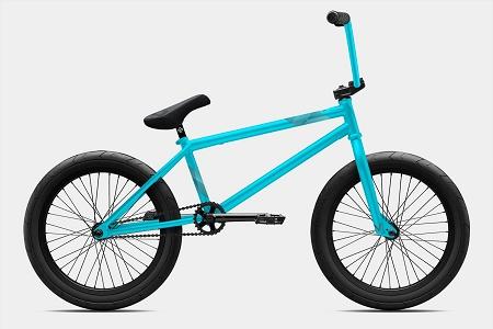 2018 Verde VEX XL Complete Bike - Gloss Blue Lagoon