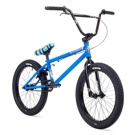 2019 Stolen Casino Complete Bike - Matte Ocean Breeze Blue
