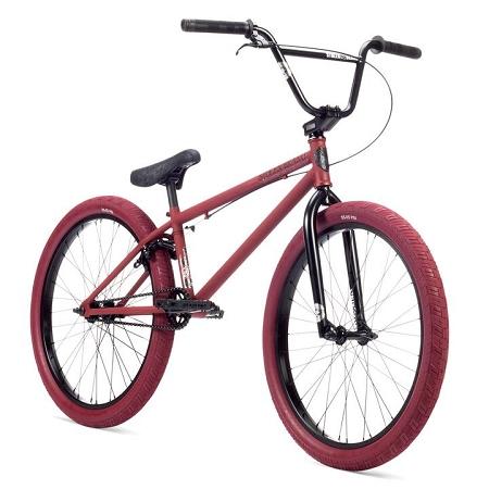 """2019 Stolen Saint XLT 24"""" Complete Bike - Velvet Red"""