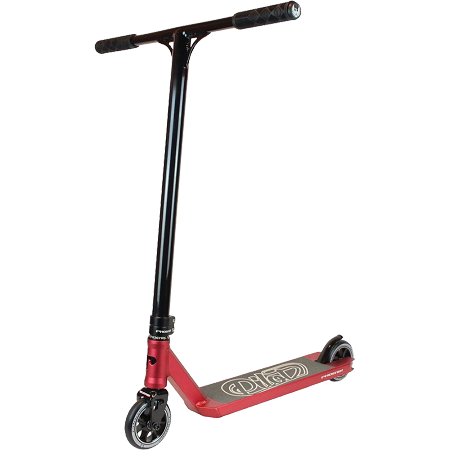Phoenix Pilot Pro Scooter - Red / Black
