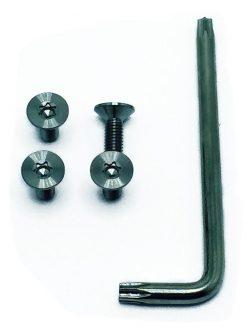 Von Sothen Racing M9 Micro Crank Set - Black