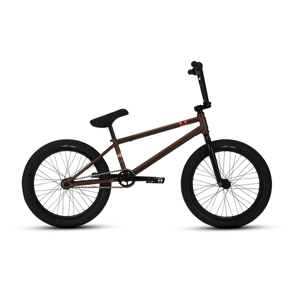 "2018 DK Model X 20"" Complete Bike - Coffee"
