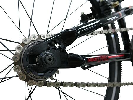 """Staats Superstock 20"""" Mini Complete Bike - Black"""