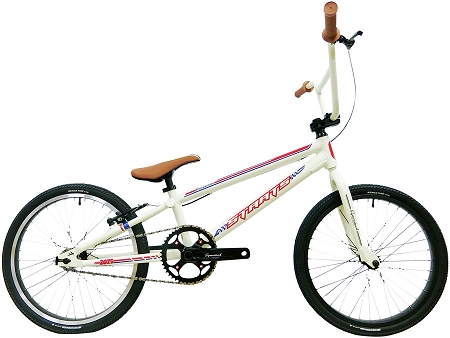 Staats Superstock 20″ Pro Complete Bike – White