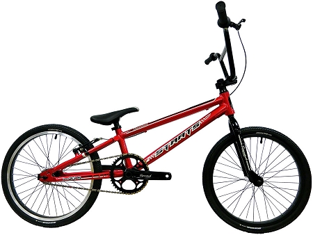"Staats Superstock 20"" Pro Complete Bike - Red"