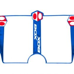 BOX Phase 2 Side Number Plate- World Championship Blue