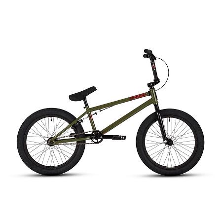 "2018 DK Cygnus 20"" Complete Bike - Green"