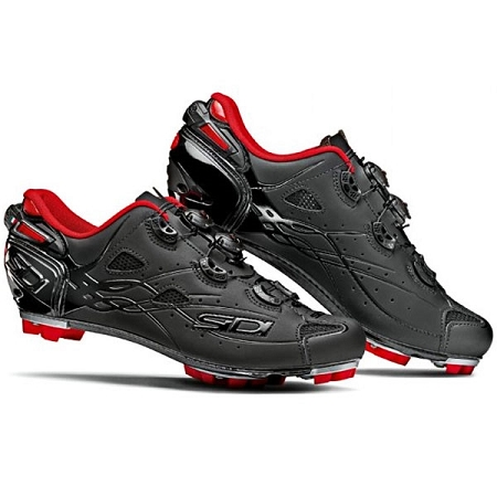 SIDI MTB Tiger Shoe - Black / Matte Black