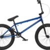 "We The People Arcade 20"" 2018 Complete Bike - Trans Blue"