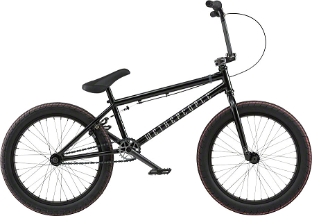 "We The People Justice 20"" 2018 Complete Bike - Graphite Black"