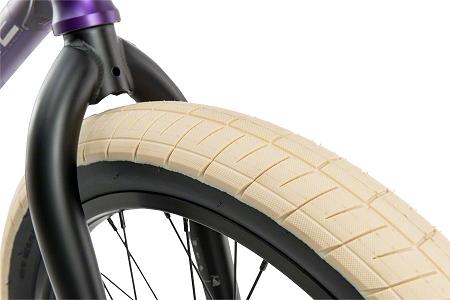 "We The People Reason Freecoaster 20"" 2018 Complete Bike - Trans Purple"
