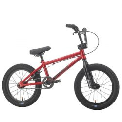 "2019 Sunday Blueprint 16"" Complete Bike - Gloss Red"