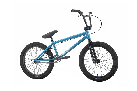 "2019 Sunday Blueprint 20"" Complete Bike - Surf Blue"