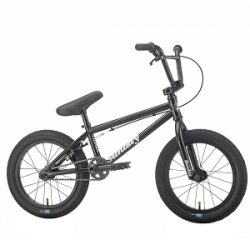 "2019 Sunday Primer 16"" Complete Bike - Black"