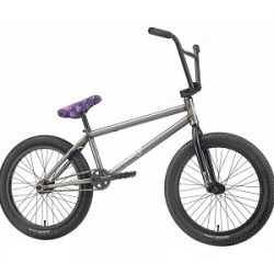 2019 Sunday Street Sweeper Complete Bike - Matte Raw - 20.75""
