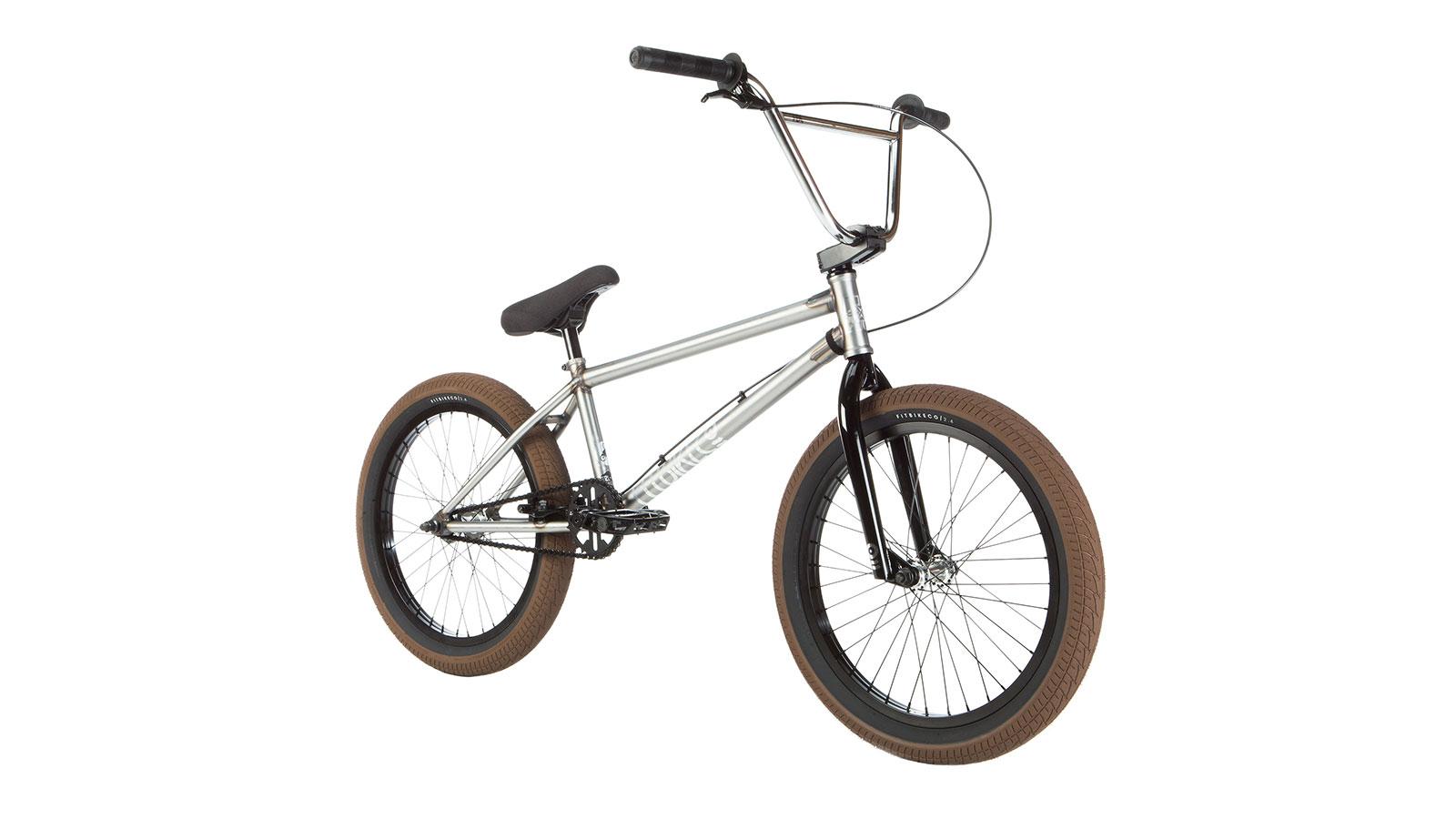2019 Fit Trl Harti Complete Bike Matte Clear Time 2