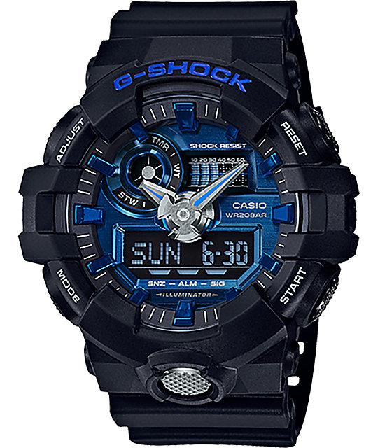 G-Shock-GA710-1A2-Garish-Matte-Black-&-Blue-Watch-_282718-front-US