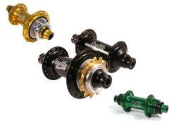 Total BMX Frames, Hubs, Cranks and Stems