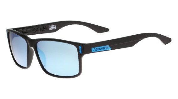 016ccd27a6 Dragon Count H20 Floatable Sunglasses - Matte Sky - Time 2 Shine BMX