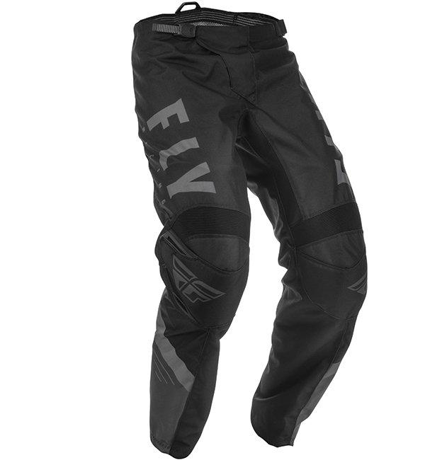 34 Noiz NEON RED//Black Fly Racing 2019 Kinetic Pants