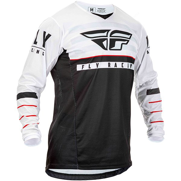 Black//Grey XX-Large Fly Racing 2020 F-16 Jersey