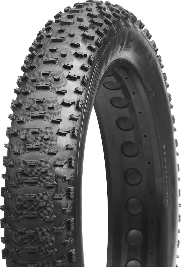 SpeedBooster BMX Tire 20 x 1.75 Folding Bead Black Vee Tire Co