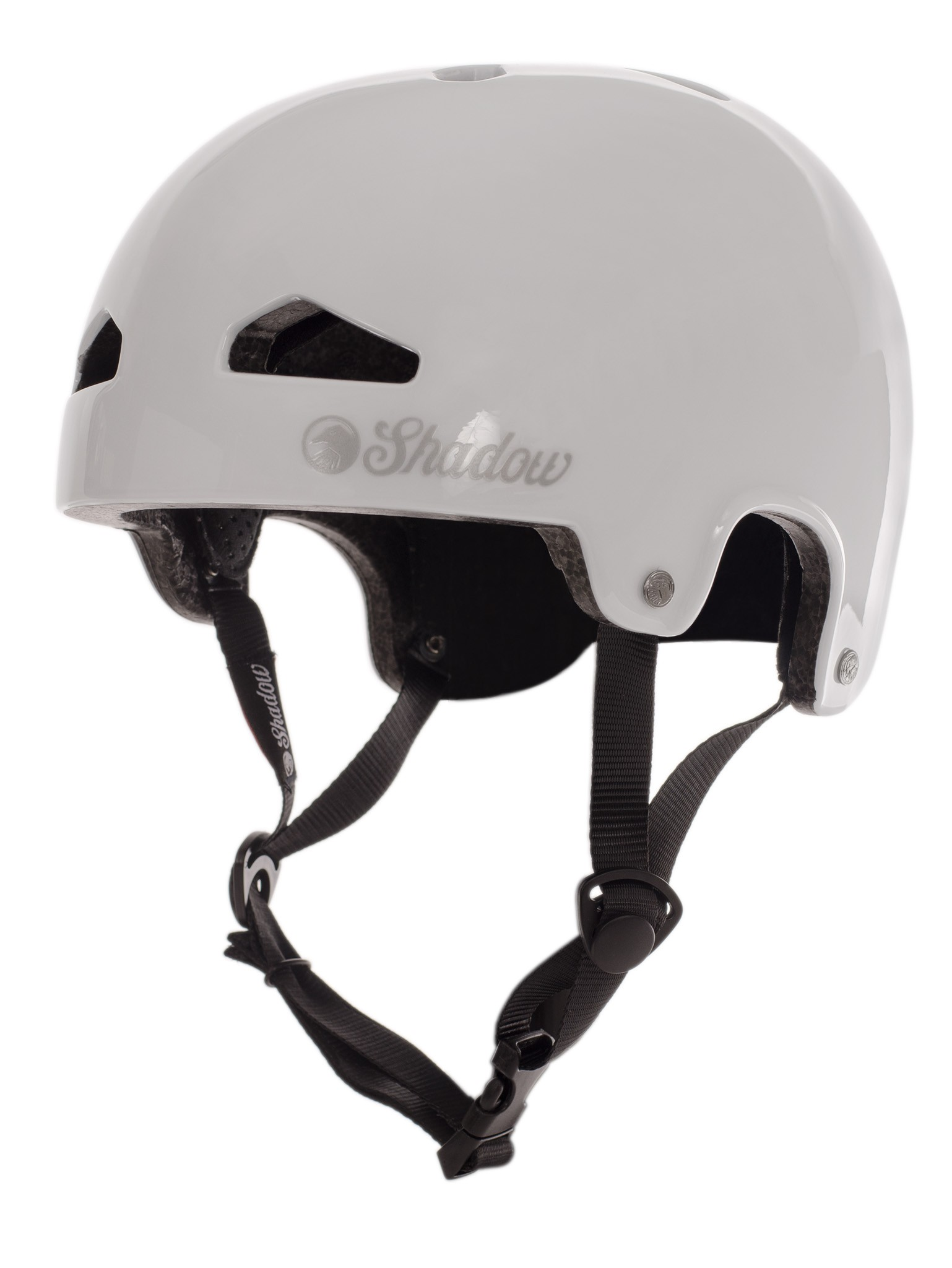 The Shadow Conspiracy Feather Weight Helmet Matte Black Large//X-Large