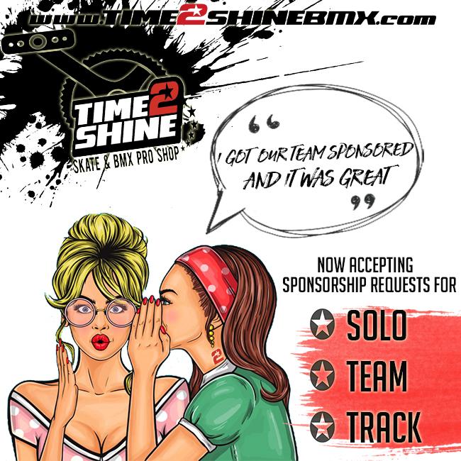 Time2Shine BMX Pro Shop